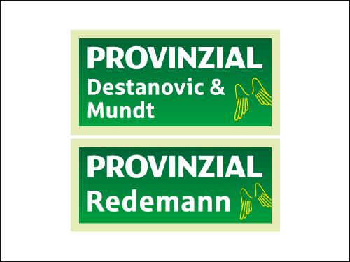 Provinzial Destanovic & Munct / Provinzial Redemann